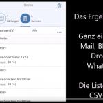Easy Stocktaking Inventur S Android App Video